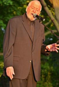 Alan as Joe Cocker