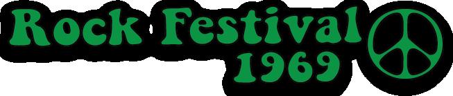 POP FESTIVAL 1969 Logo